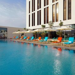 Отель Aloft Me'aisam, Dubai бассейн фото 2