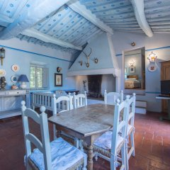 Отель Fattoria di Mandri Реггелло питание