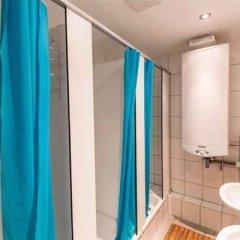 Hostel Unschlagbar ванная фото 2