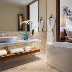 Отель JW Marriott Absheron Baku Азербайджан, Баку - 10 отзывов об отеле, цены и фото номеров - забронировать отель JW Marriott Absheron Baku онлайн ванная