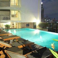 Отель Urbana Langsuan Bangkok, Thailand Таиланд, Бангкок - 1 отзыв об отеле, цены и фото номеров - забронировать отель Urbana Langsuan Bangkok, Thailand онлайн фото 7