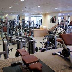 Отель Golden Prague Residence фитнесс-зал фото 4