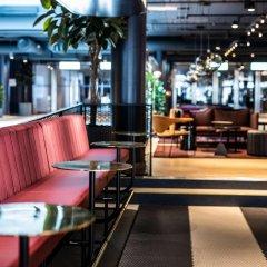 Отель Scandic Falkoner Фредериксберг гостиничный бар