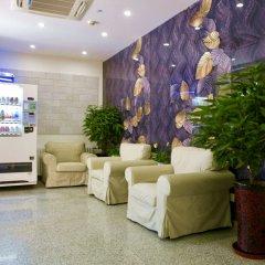 Beijing Sicily Hotel интерьер отеля фото 2