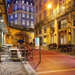Отель Lx Boutique Hotel Португалия, Лиссабон - 1 отзыв об отеле, цены и фото номеров - забронировать отель Lx Boutique Hotel онлайн