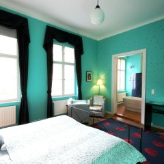 Отель Arte Luise Kunsthotel Германия, Берлин - 3 отзыва об отеле, цены и фото номеров - забронировать отель Arte Luise Kunsthotel онлайн комната для гостей фото 2