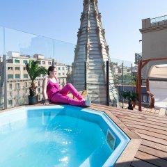 Urbany Hostel Bcn Go! Барселона бассейн фото 3