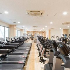 Hotel Metropolitan Tokyo Ikebukuro фитнесс-зал