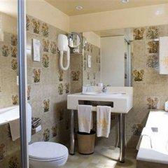 Отель Grand Du Havre Париж ванная фото 2