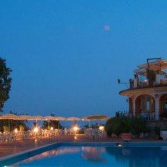 Отель La Margherita - Villa Giuseppina Италия, Скала - отзывы, цены и фото номеров - забронировать отель La Margherita - Villa Giuseppina онлайн бассейн фото 3