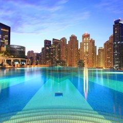 Отель Address Dubai Marina бассейн
