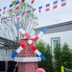 Отель Baan Holland детские мероприятия