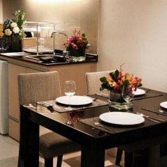 Отель Park Village Serviced Suites Бангкок в номере фото 2