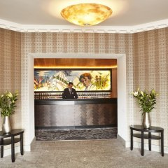 Отель Steigenberger Grandhotel Belvedere Швейцария, Давос - 1 отзыв об отеле, цены и фото номеров - забронировать отель Steigenberger Grandhotel Belvedere онлайн интерьер отеля фото 2