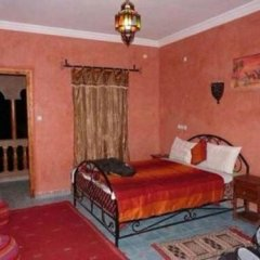 Отель Auberge Chez Ali Марокко, Загора - отзывы, цены и фото номеров - забронировать отель Auberge Chez Ali онлайн комната для гостей фото 3