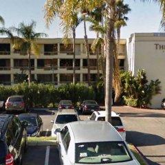 Отель The Cliffs Resort парковка