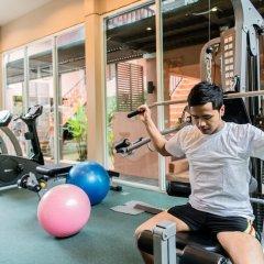 Отель Areca Resort & Spa фитнесс-зал фото 3