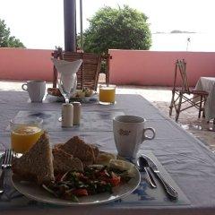Отель Busua Paradiso Beach Resort питание