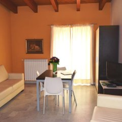 Hotel Quadrifoglio - Quadrifoglio Village Понтеканьяно комната для гостей фото 5