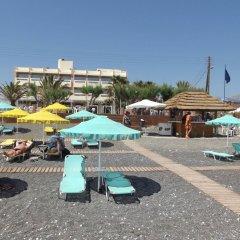 Tylissos Beach Hotel пляж