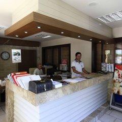 Leda Beach Hotel Сиде интерьер отеля