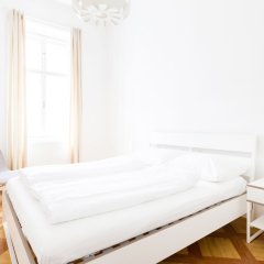 Апартаменты HeyMi Apartments Stephansdom Вена комната для гостей фото 3