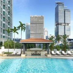 Отель Intercontinental Singapore бассейн