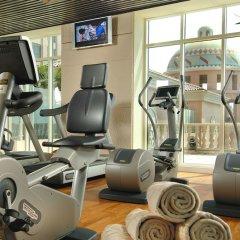 Отель Kempinski Mall Of The Emirates фитнесс-зал фото 2