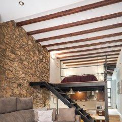 Отель Aptos Alcam Alio Барселона балкон