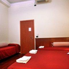 Отель Albergo Acquaverde Генуя комната для гостей фото 4