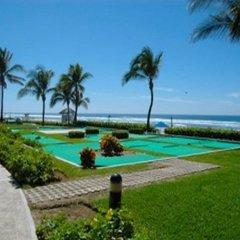 Отель Fraccionamiento Playa Diamante 272 спортивное сооружение
