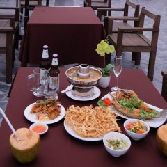 Отель Hamilton Grand Residence Таиланд, На Чом Тхиан - отзывы, цены и фото номеров - забронировать отель Hamilton Grand Residence онлайн питание