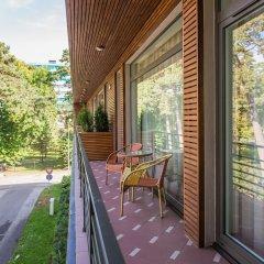 Amber Spa Boutique Hotel балкон