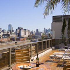 Hotel Madero Buenos Aires балкон