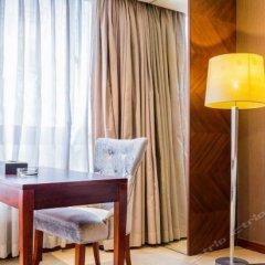 Отель Huahong Hotel Китай, Чжуншань - отзывы, цены и фото номеров - забронировать отель Huahong Hotel онлайн удобства в номере фото 2