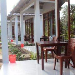 Отель Hoa Nhat Lan Bungalow питание фото 2