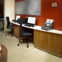Отель SpringHill Suites by Marriott Columbus OSU интерьер отеля фото 3