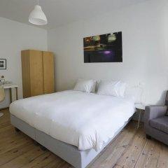 Отель B&B Home & the City Бельгия, Брюссель - отзывы, цены и фото номеров - забронировать отель B&B Home & the City онлайн комната для гостей
