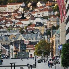 Отель Bergen Budget Hotel Норвегия, Берген - 2 отзыва об отеле, цены и фото номеров - забронировать отель Bergen Budget Hotel онлайн фото 4