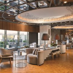 Отель Wyndham Grand Istanbul Kalamis Marina гостиничный бар