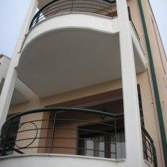 Отель Angelos Studios Ситония вид на фасад