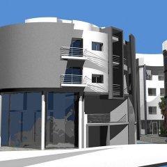 Отель REVIVE балкон