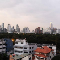 Отель Baan K Residence Managed By Bliston Бангкок балкон