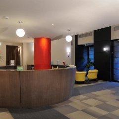 Отель IH Hotels Milano Ambasciatori интерьер отеля