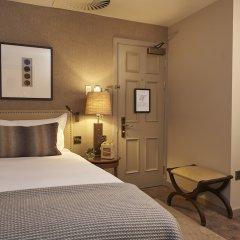 Отель Intercontinental Edinburgh the George сейф в номере