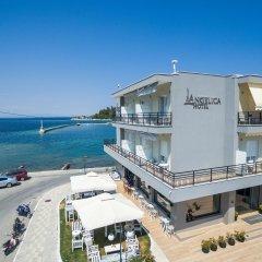 Angelica Hotel пляж фото 2
