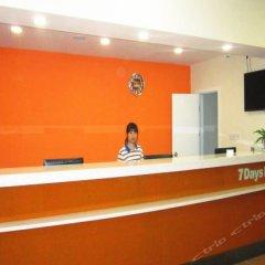 Отель 7 Days Inn интерьер отеля