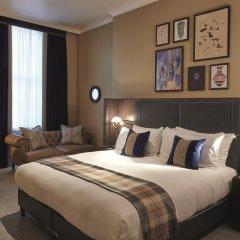 Kimpton Charlotte Square Hotel комната для гостей фото 4