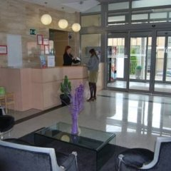 Отель Aparthotel Encasa Испания, Мадрид - отзывы, цены и фото номеров - забронировать отель Aparthotel Encasa онлайн интерьер отеля фото 2