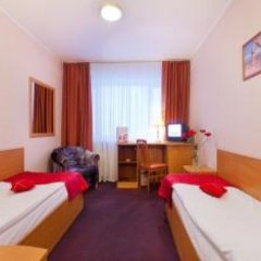 Азимут Отель Уфа 4* Стандартный номер с различными типами кроватей фото 17